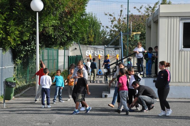 école communale de Bonneuil-en-France